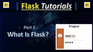Part1 - What is flask - Creating Your Portfolio Website With Flask - Flask Tutorials For Beginners