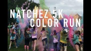 Natchez 5K Color Run 2019