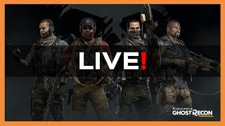 Ghost Recon Wildlands Live! Extreme Mode | No Enemy HUD