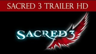 Sacred 3 Official HD 1080p Trailer Teaser Actual Gameplay With All Classes Characters PC Xbox 360 ps