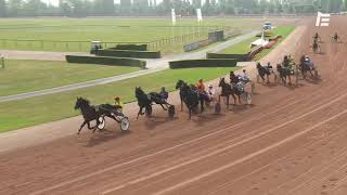 Vidéo de la course PMU PRIX DES ZINNIAS