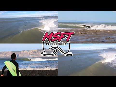 A Surf for The History Books | Hawkes Bay NZ