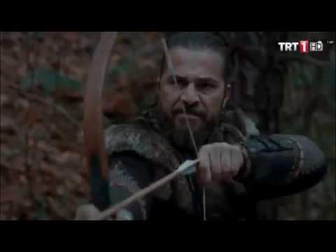 Ertuğrul'un Haçaturyan'ı Kurtarma Sahnesi - 71. Bölüm Diriliş Ertuğrul
