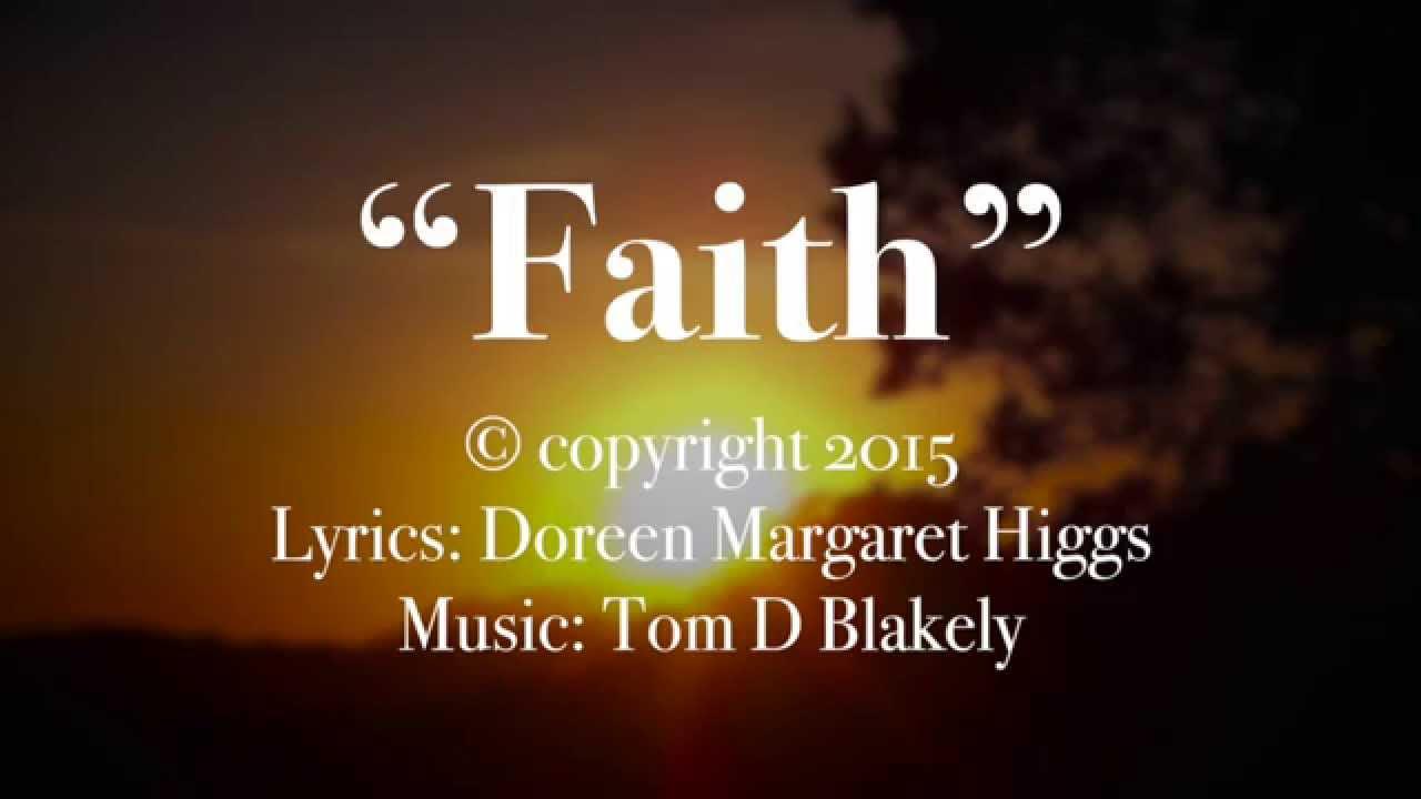 contemporary gospel songs about faith