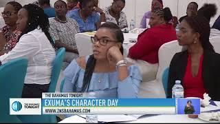 EXUMA'S CHARACTER DAY