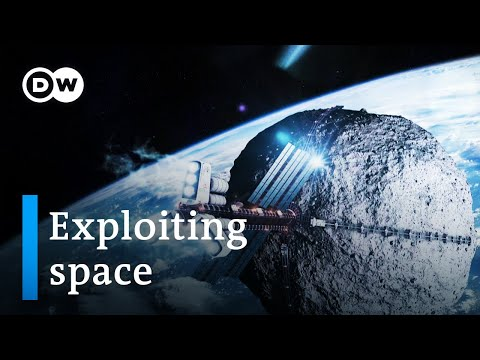 Asteroids - a new El Dorado in space? | DW Documentary