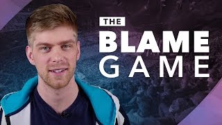 the blame game worlds 2016 groups w1 meteos lee sin g2 perkz and doublelifts jhin