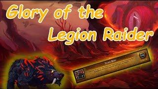 Glory of the Legion Raider - Scare Bear