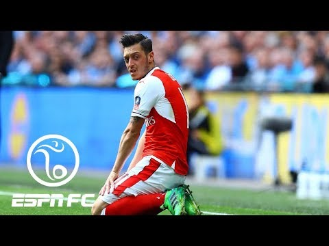 Is Mesut Ozil leaving Arsenal for Manchester United in January? | ESPN FC