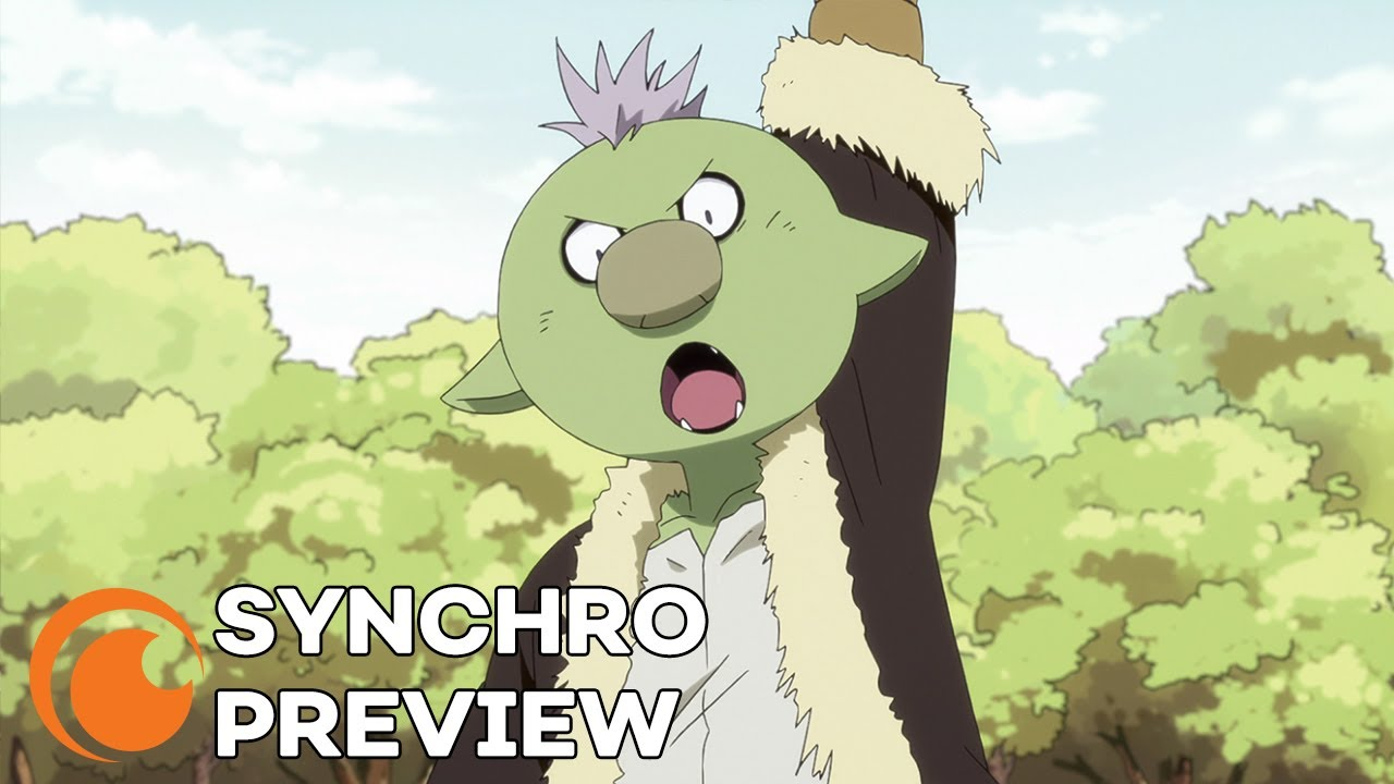 Synchro-Preview: That Time I Got Reincarnated as a Slime - Clip 7