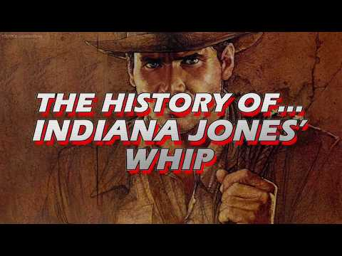 ArtiFacts  The History of Indiana Jones Whip