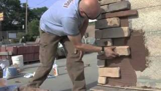 Do It Yourself Video - Creating Stone Work With Veneer Or Cultured Stone