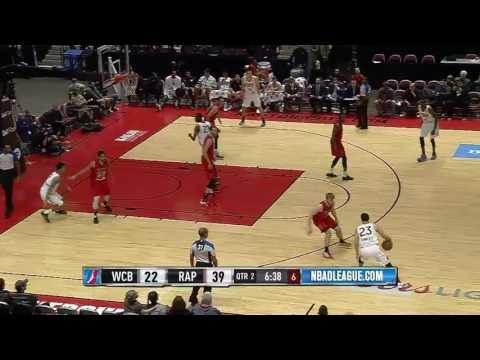 Game Highlights: Windy City Bulls at Raptors 905 - November 23, 2016