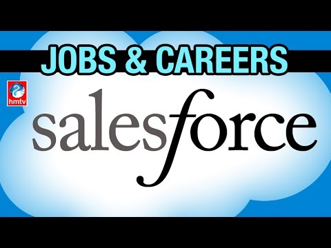 Salesforce Jobs and Careers - Career Times | HMTV