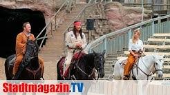 Winnetou: Jan Sosniok und Susan Sideropoulos im Interview