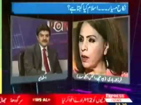 Mubashir Luqman - Misyar is NOT temporary marriage - Express News 3 of 4