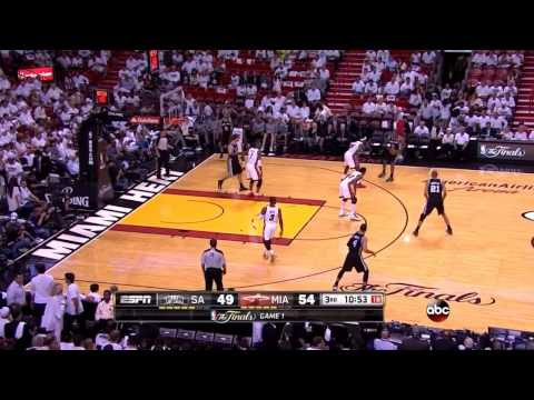 2013 NBA Finals Game 1: Why The Heat Offense Let Them Down