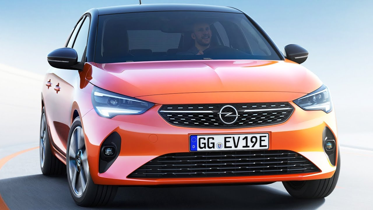 The New Opel Corsa F 2020 Specs Walkaround Features Electric Hatchback Youtube