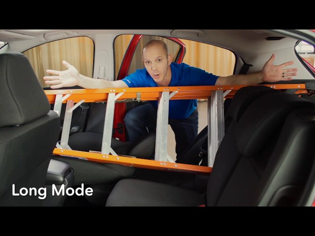 2017 Honda HR-V Tips & Tricks: Magic Seat