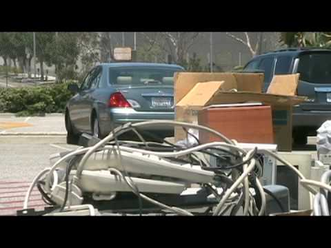 Electronic Waste Recycling in Santa Monica