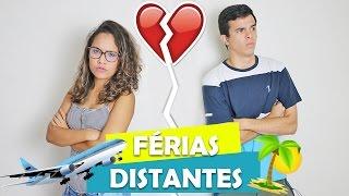 VOCÊ DECIDE - AS FÉRIAS DISTANTES! (PARTE 1)