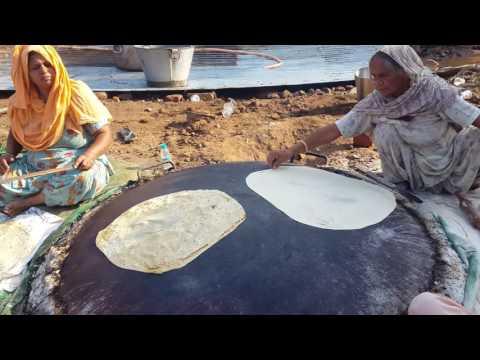 Punjabi roti