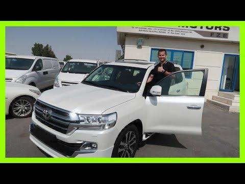 Toyota LandCruiser для Дубайских Шейхов. САМЫЙ РОСКОШНЫЙ ВНЕДОРОЖНИК!