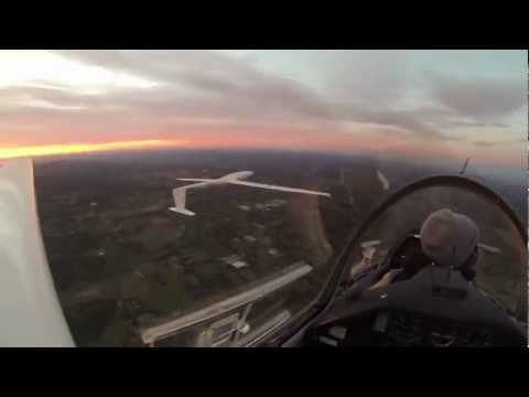 The french way, Gliding video (Gopro) Glider aerobatics and more