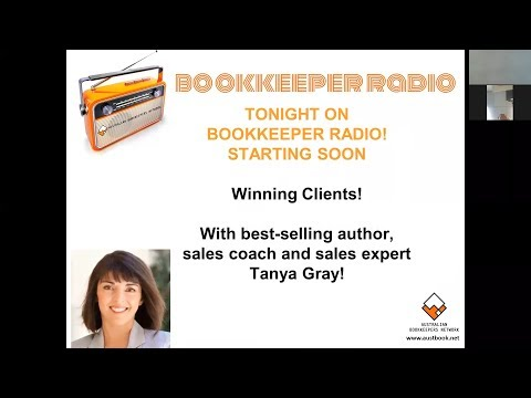 Bookkeeper Radio: Winning Clients with Tanya Gray