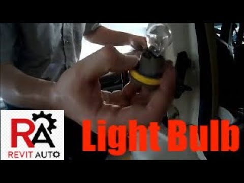 1999-04 Jeep Grand Cherokee Brake Light Bulb Fix - YouTube