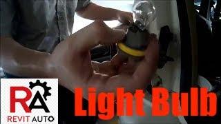 1999 04 wj jeep grand cherokee brake light bulb fix