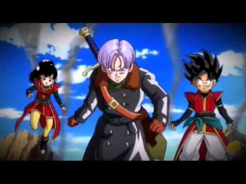 Dragon ball heroes gohan ssj4 vs super c18 music video - Dragon ball c18 ...