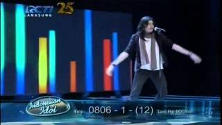 VIRZHA (SomebodyThat I Used to Know) - INDONESIAN IDOL 2014