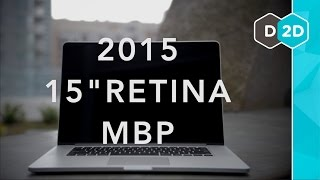 "2015 - 15"" Macbook Pro Review: Is it worth the money? (750M vs M370X)"