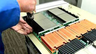 Oak Ridge National Laboratory Tour - Upgrading to Tesla K20 GPUs