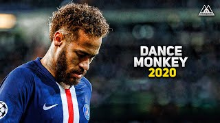 Neymar Jr  TONES AND I - DANCE MONKEY   Skills & Goals 2020   HD