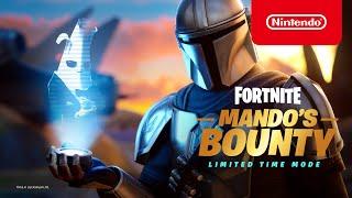 Mando's Bounty LTM   Fortnite - Nintendo Switch