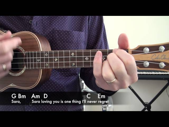 Sara - Bob Dylan cover with lyrics and chords Chords - Chordify