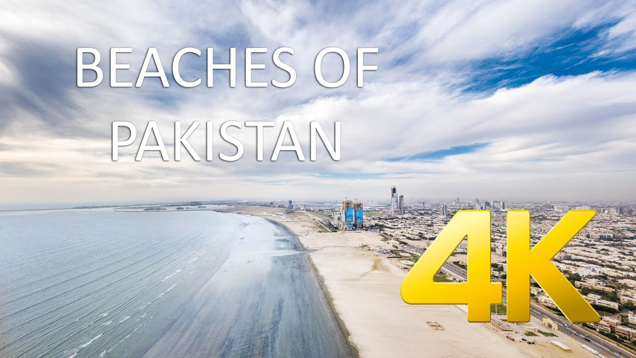 Beaches of Pakistan – 4K Ultra HD – Karachi Street View