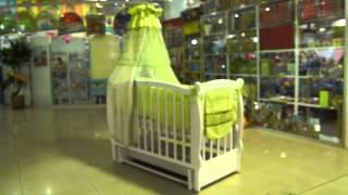 Детские кроватки оптом от украинского производителя