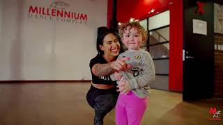 Red Wall Interview w/ Jersey Maniscalco & Brinn Nicole | Mother's Day Special |  Millennium Dance LA