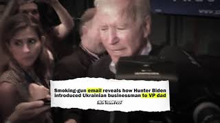 Joe Biden is a liar who has been ripping off our country for years.