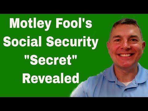The Motley Fool - The $16,728 Social Security Bonus