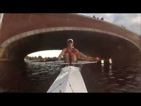 Head of the Charles 2015 - Directors Challenge Mixed 2x - Sammamish Rowing Association (Sterncam)