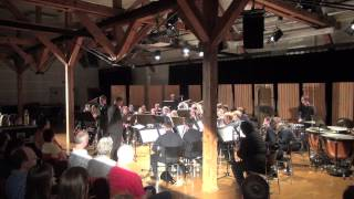 The City In The Sea  - Concerto for Euphonium & Brass Band - Nigel Clarke
