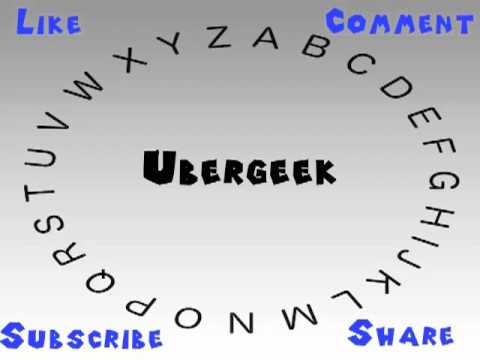 How to Say or Pronounce Ubergeek