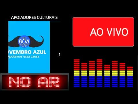 Transmissão Ao Vivo De Rádio Boa Nova FM 24 Horas No Ar