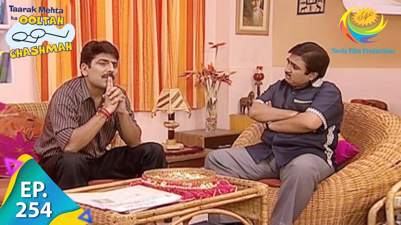 Download Taarak Mehta Ka Ooltah Chashmah - Episode 254 - Full Episode