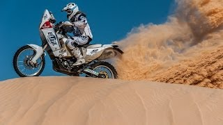 Rally Queen - Training in the desert - first contact