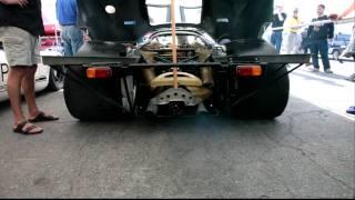 Porsche 917 K engine start